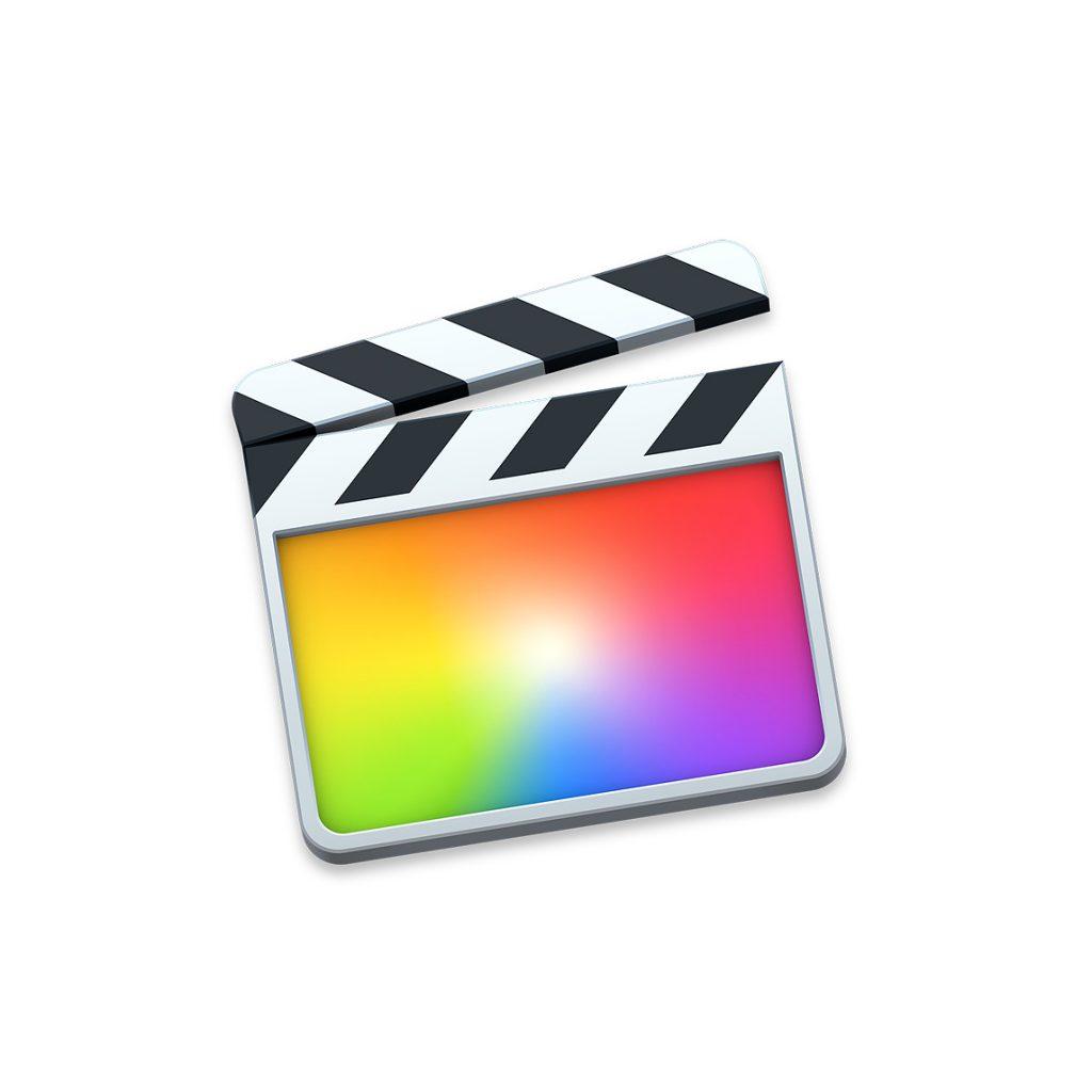 Phần mềm dựng phim Final Cut Pro