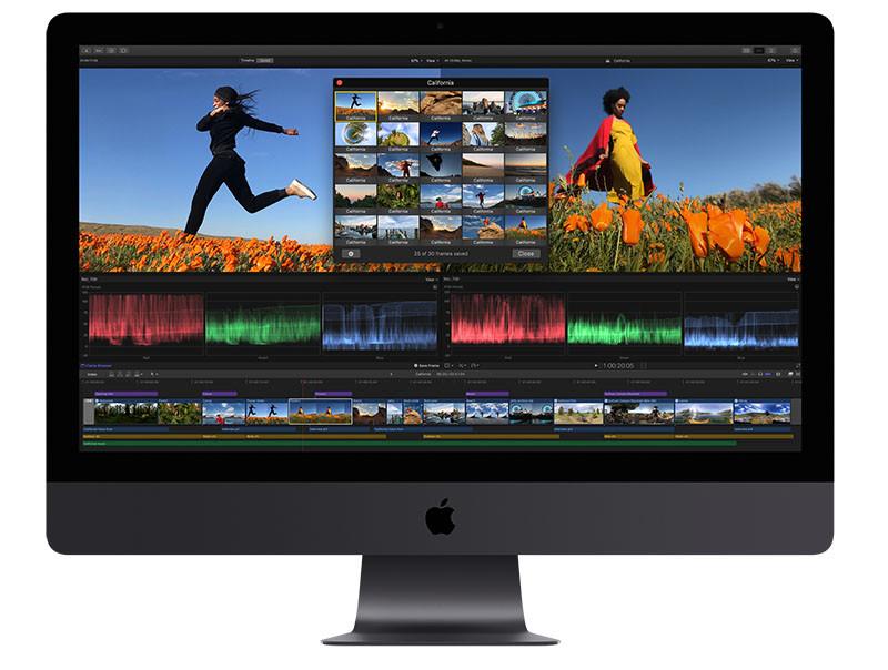 Phần mềm dựng phim chuyên nghiệp – Vị thế nào cho Final Cut Pro X?
