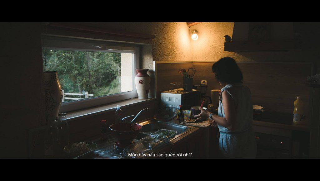 Phong cách chơi ảnh #Cinematic cho ta thấy được câu chuyện qua 1 bức ảnh