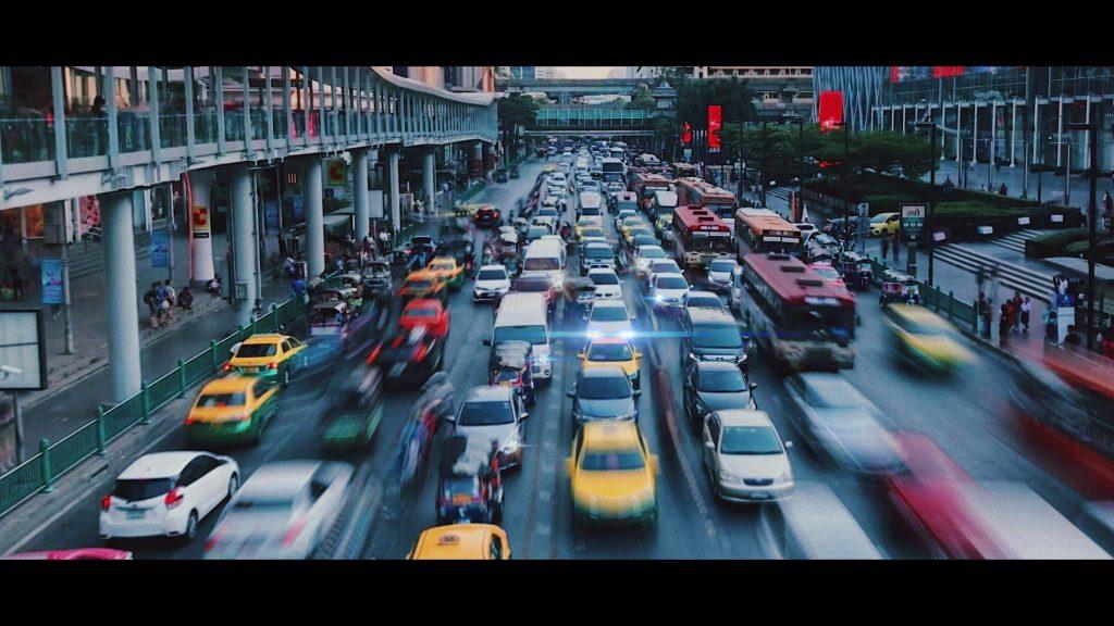 Xu hướng chụp ảnh blend màu phim