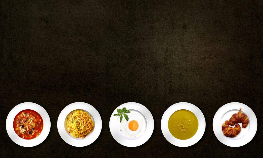 Xu hướng chụp ảnh checkin đồ ăn