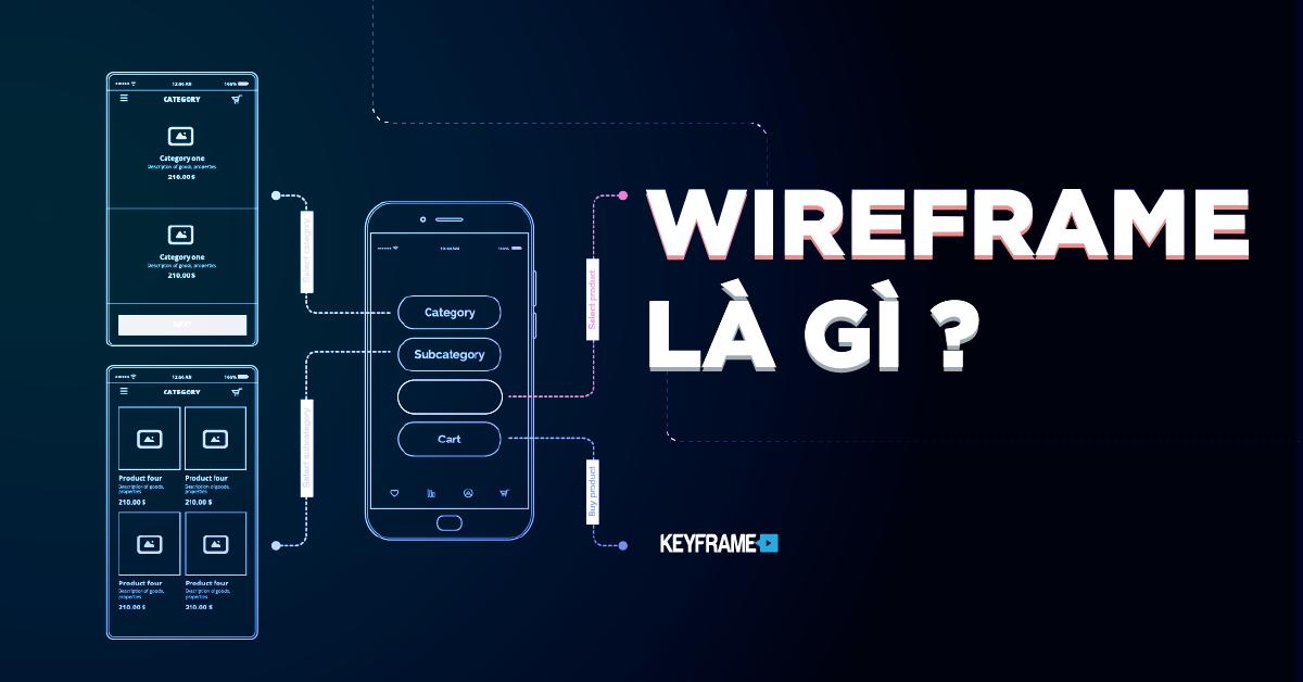 Wireframe là gì?
