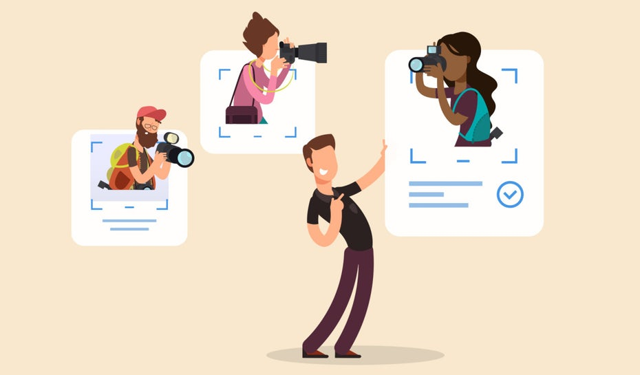 Làm sao để chọn Nhiếp ảnh gia phù hợp cho thương hiệu của bạn?