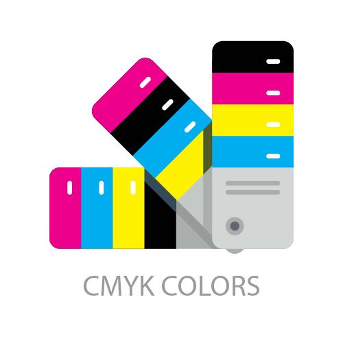 Khái niệm về hệ màu RGB và CMYK