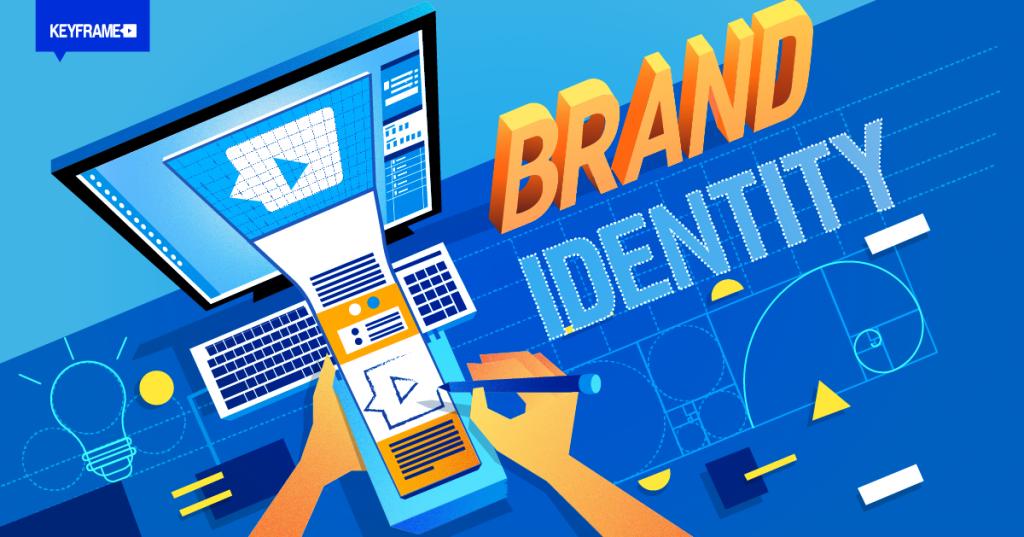 Thiết kế nhận diện thương hiệu trong nghề Graphic Design