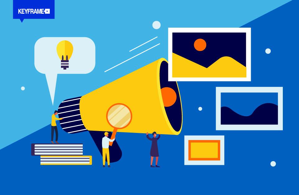 Thiết kế ấn phẩm quảng cáo  trong nghề Graphic Design