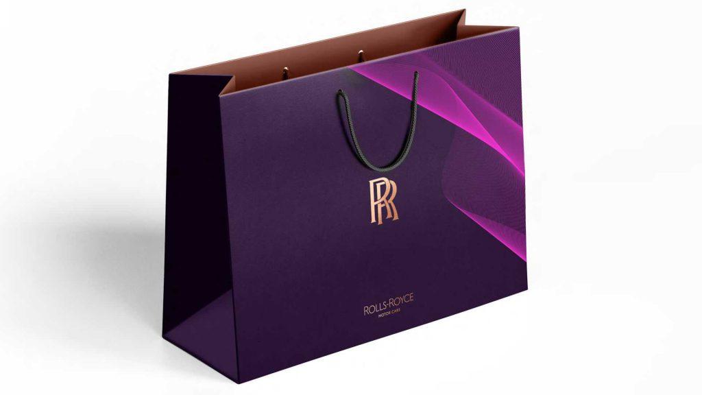 Purple Spirit là màu sắc chủ đạo của Rolls-Royce