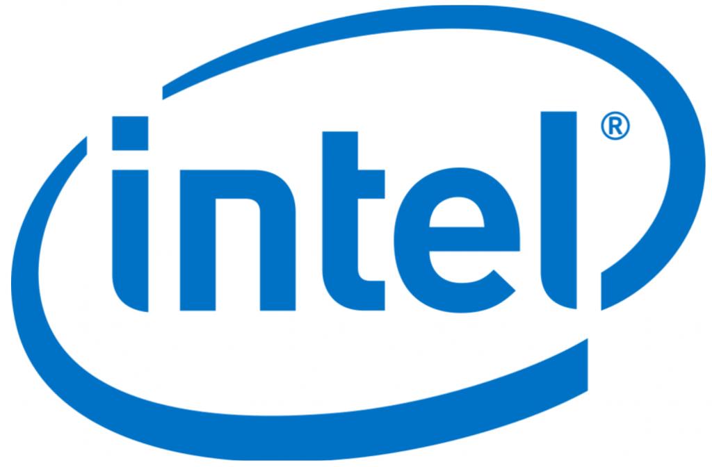 Logo Intel giai đoạn 2006 - 2020