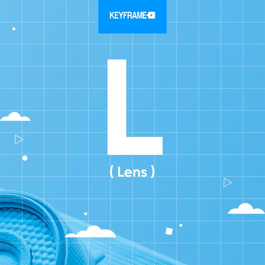 Ngôn ngữ nhiếp ảnh của Lens